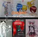 Create a Character Competition *Updated!* by Annobethal