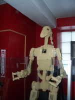 Moving Battle Droid by Andrewnuva199