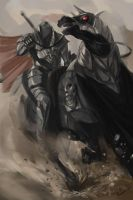 Black Knight by Anocha