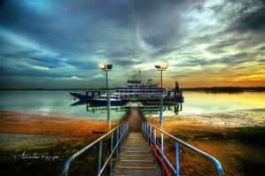 Danga Bay 03 by PhiloGraphic