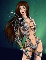 Witchblade by JGiampietro
