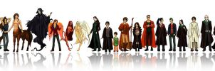 Harry Potter ~ Harry... by zarin-a