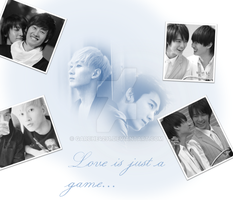 EunHae - Love Is Just A Game by garche4291