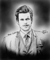 Neal Caffrey by PenclGuy