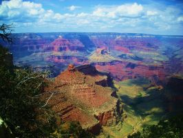 Grand Canyon 5 by ILoveErik-PotO