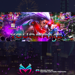 Free Banner for YT No.4 |Blood Moon Diana | LOL by MissYeny