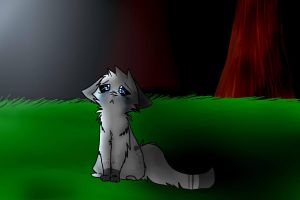 Depressing ashfur be depressin by Emberheart23