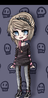 Emo Stylo Adoptable 1 (CLOSED) by Stoffkamel