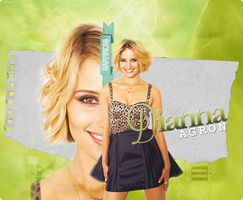 Dianna Agron by rousvisuals