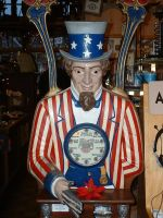 Uncle Sam by JensStockCollection