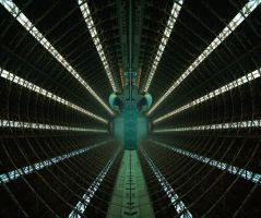Tustin hangars Symmetry by leventep