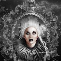 Legendary Pallor by vampirekingdom