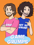 And They're The Game Grumps by demonoflight