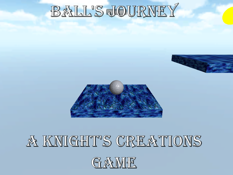 Ball's Journey: A Knights Creations Game by SureenInk