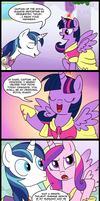 MLP: Princess fight(Commissioned) by tan575