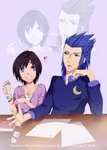 COM : Isa and Xion - One Family by Slypht