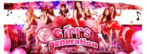 SNSD 7th Anniv FB Cover by Jover-Design