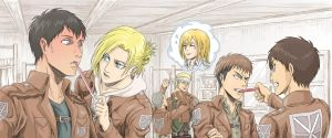 AoT - Medical Lessons by Terra7
