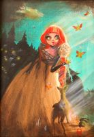 Fable Princess by OhAnneli