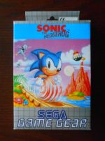 Sonic the Hedgehog (Game Gear) by BoomSonic514