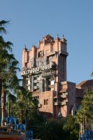 The Tower of Terror by FanFrye24