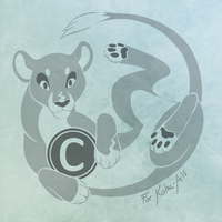 Commission - Watermark for Kohu by Chaluny