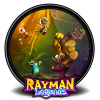 RAYMAN Legends by edook