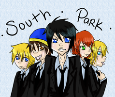 South Park Boys by ShutUpChibsi