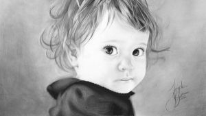 Trillian 15 months by MirielDesign