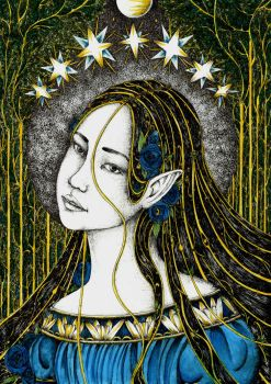 Luthien by AncaXBre