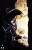 Assassin's Creed 3 - The Huntsman - Silence by x-nightfire-x