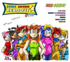 Sonic Archie Readout - Evan by darkspeeds