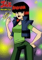 Motorcity - Julie by eisu