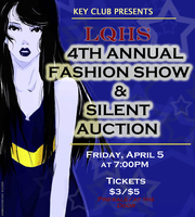Fashion Show Poster 2013 by Nynirere