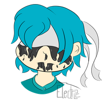 New Oc flat colour by o0-ElectricDreams-0o