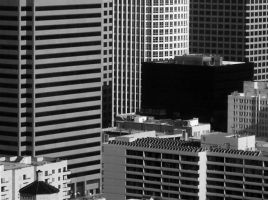 Down town Los Angeles by PaladinDova