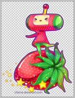 a sweet berry by Chama