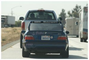 M3 Truck. by NikonD50