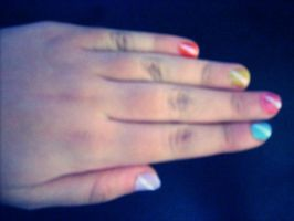 Easy Nails - 12. Sweets by KHAqua