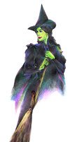 Elphaba by Firnheledien