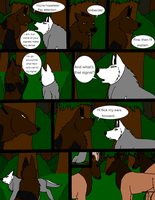 Wolf tracks page 77 by alicesapphriehail