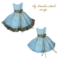 Girls Dress by letinhastock