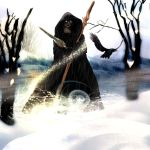 The Hag of Winter by Driven-Crazy