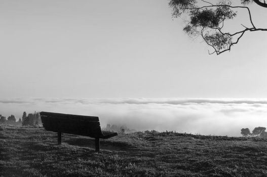A Seat Among the Clouds by S0id3