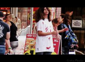 Zombie Walk 12 by BiggieShorty