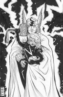 StormThor by JakeEkiss
