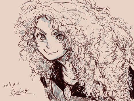Merida by chacckco