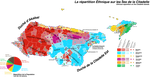 Ethnical Repartition on Citadelle Islands by Tonio103