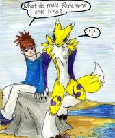 Rika Asks Renamon... by rika195