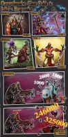Diablo 3 Comic by Nith47